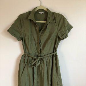 Charming Charlie's Olive dress